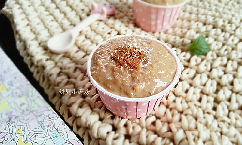 米饭布丁arroz con leche的做法