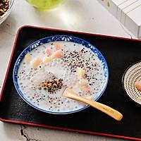 椰浆珍珠藜麦水果捞的做法图解1