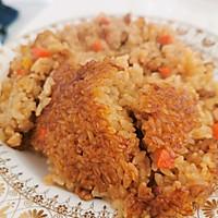 鸡丁煲仔饭(电饭锅版)的做法图解10
