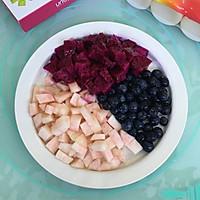 养乐多水果冰棒的做法图解2