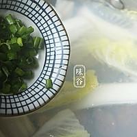 味谷   牡蛎白菜汤的做法图解6