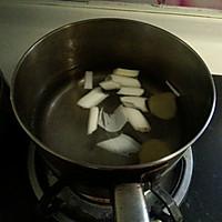 清炖雪莲果豆腐丸子锅的做法图解3