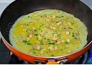 黄金早餐——芝士厚蛋烧的做法图解4