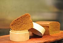 在家开茶楼-黑糖马拉糕(酵母版)的做法