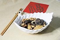 鸡块炖花菇腐竹的做法