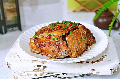 红烧带鱼#父亲节,给老爸做道菜#