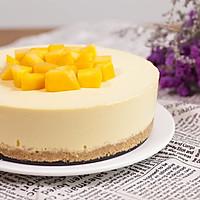 【免烤箱蛋糕】零失败芒果慕斯蛋糕的做法图解14