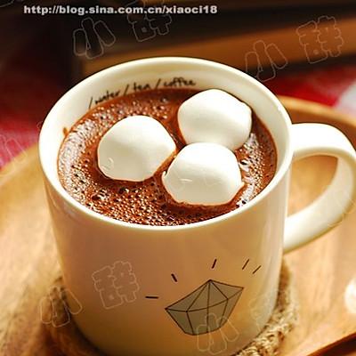原味热巧克力