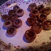 煎黑胡椒口蘑的做法图解3