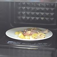 微波炉版烤鸭腿#美的微波炉菜谱#的做法图解6