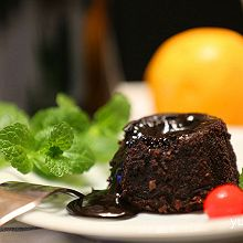 巧克力软心蛋糕#长帝烘焙节(刚柔阁)#