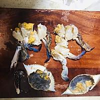 香辣梭子蟹烩年糕的做法图解12