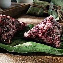 紫米蜜棗粽#甜粽VS咸粽,你是哪一黨?#