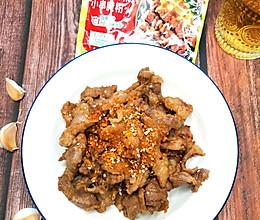 #饕餮美味视觉盛宴#东北炒烤肉的做法
