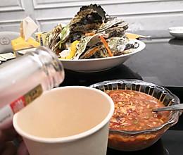 高压锅生蚝的做法