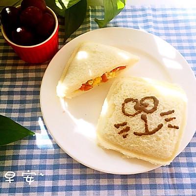 吐司三明治