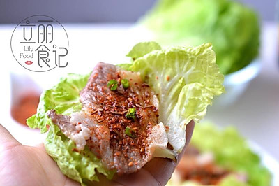 自制韩式烤肉
