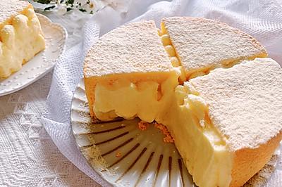 新晋网红,日式冰乳酪蛋糕