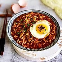 #精品菜谱挑战赛#番茄浓汤面的做法图解9