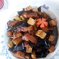 海带豆腐炖肉(懒人版)