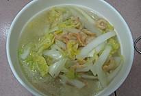 【猫记私房菜】海米上汤白菜的做法