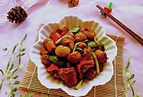 栗子炆鸡的做法