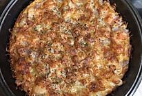 最优披萨面皮制作及馅料构成的做法