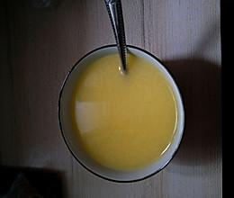 孕妇早餐南瓜米糊的做法