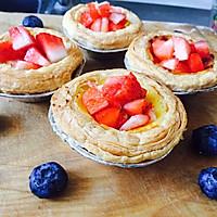 草莓蛋挞的做法图解5