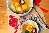 年夜饭之5-时蔬排骨汤的做法