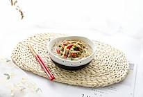 #助力高考营养餐#榨菜肉丝面的做法
