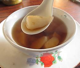 治糖尿病的偏方-紫灵芝山药汤的做法