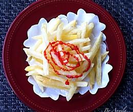 薯条薯条的做法
