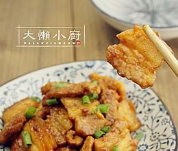 烤箱版の韩式烤五花肉的做法