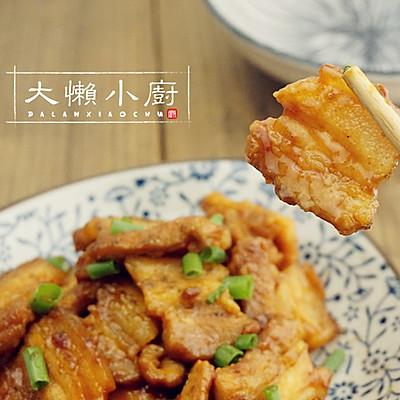 烤箱版の韩式烤五花肉