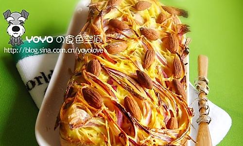 洋葱土豆蛋糕的做法