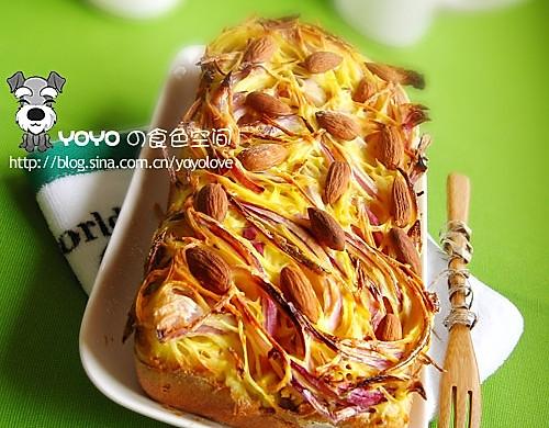 洋葱土豆蛋糕