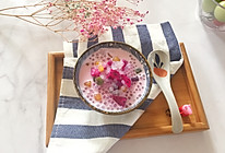 #炎夏消暑就吃「它」#芋圆椰汁西米露的做法
