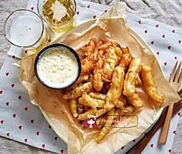 英伦风味炸鱼薯条的做法