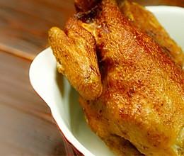 秘制烧鸡——自己在家做只烧鸡也没那么难嘛!【微体兔菜谱】的做法