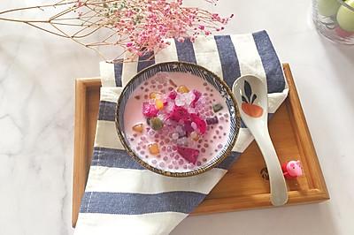 芋圆椰汁西米露