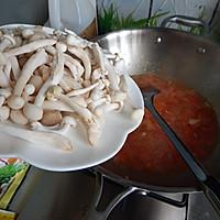 茄汁白玉菇的做法图解9