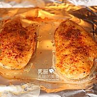 辣味鸡胸条的做法图解8