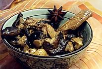香菇焖鸡肉---小鸡焖香菇家常做法的做法
