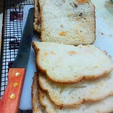 红薯大米面包