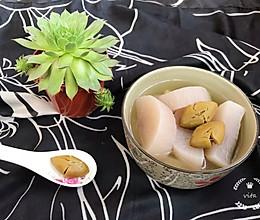 #冰箱剩余食材大改造#青龙白虎利咽喉-润喉靓汤的做法