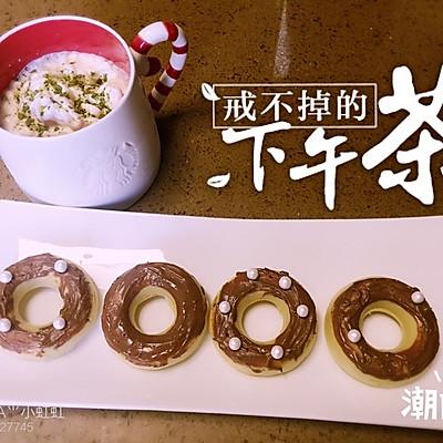甜甜圈(烤箱少油减脂版--减肥mm下午茶首选)