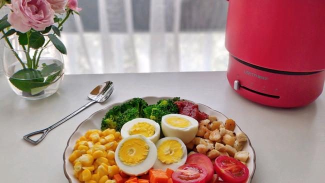 越吃越瘦|营养低卡又高蛋白的减脂餐的做法