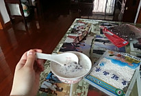 红豆椰汁西米露的做法