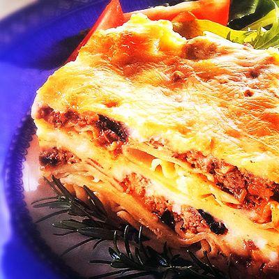 意大利千层面 Lasagna